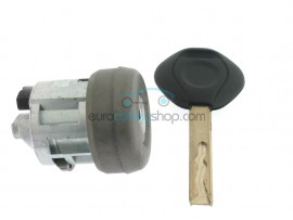 Door lock with key for BMW after 2003 - Key Blade HU92 - after market product