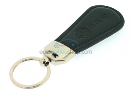 Key fob BMW - black imitation leather version - after market product