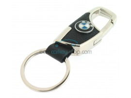 Keyring BMW - imitation leather version - with lobster clasp - after market product