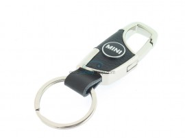 Keyring Mini - imitation leather version - with lobster clasp- after market product