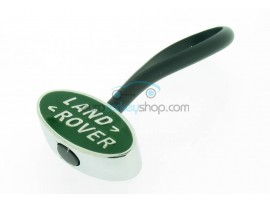 Landrover Keyring - with metal cord - after market product