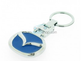 Mazda Keyring - luxury version - with logo on both sides - after market product