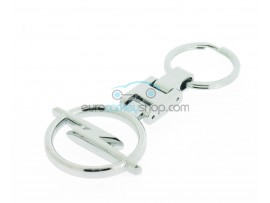 Opel Keyring - luxury version - with logo on both sides - after market product