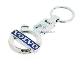 Volvo Keyring - luxury version - with logo on both sides - after market product