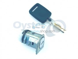 Door lock for Audi A6 - keyblade HU66 - OEM product