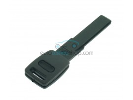 Emergency Key Shell for Audi - including ID48 megamos transponder - after market product