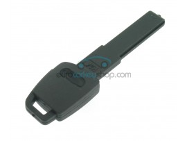 Emergency Key Shell for Audi - new type key cover without transponder - key blade HU66 - after market product