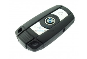 BMW Smartkey 3 button for 1 - 3 - 5 series - 868 Mhz - ID46 chip - High Quality - After Market Product