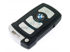 BMW Smart Key Shell Fob 4 Button for 7 series - after market product