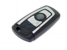 BMW F - series Smart Key Case - 3 Buttons - High quality - chrome striping - after market product