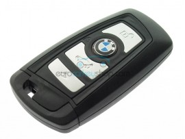 BMW Smart Key Case - 4 Buttons - for F serie - High quality - after market product
