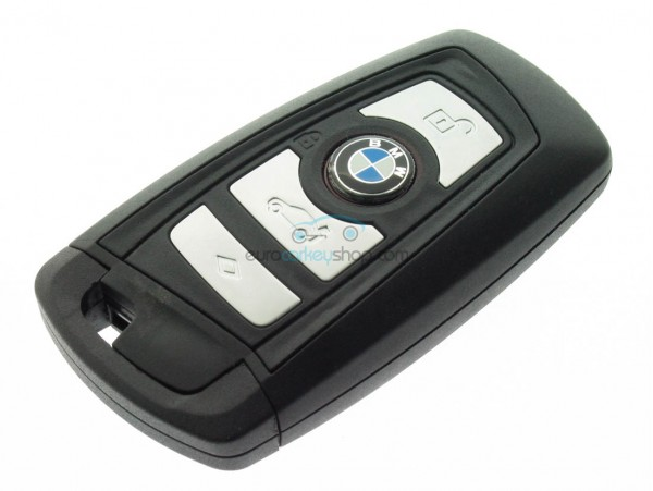 Bmw Smart Key Case 4 Buttons For F Serie High