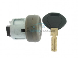 Left door lock with key for BMW X5 - Key Blade HU92 - after market product