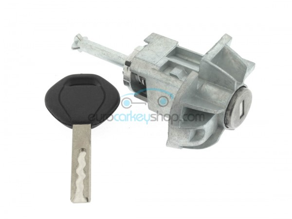 Left Door Lock With Key For Bmw E46 Key Blade Hu92 After Market Product