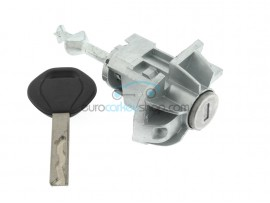 Left door lock with key for BMW Z3 - Key Blade HU92 - after market product