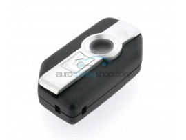 BMW flip key for motorbike - 2 buttons - after market product