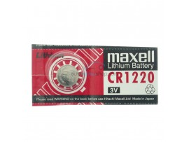 Battery CR1220 Maxell - after market product