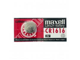 Battery CR1616 Maxell - after market product