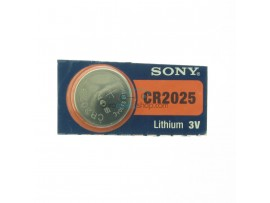 Battery CR2025 Sony - after market product