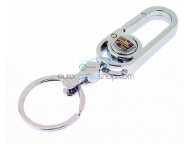 Keyring Cadillac - with Lobster Clasp - after market product