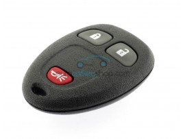 Chevrolet remote - 2 buttons - panic button - 315 Mhz - after market product