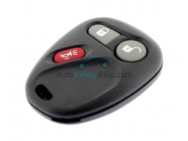 Chevrolet remote - 2 buttons - panic button - 315 Mhz - 15042968 - after market product