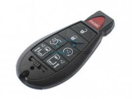 Chrysler - Dodge - Smartkey - 6 Buttons - 315 Mhz - non keyless - after market product