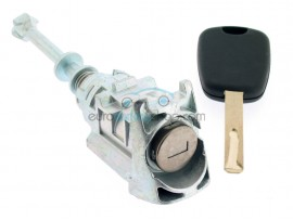 Citroen C4 left door lock - key blade VA2 - after market product