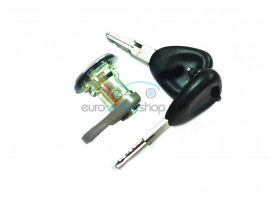 Door lock with ignition key for Dacia Dokker- with 1 key - Key Blade VAC102- OEM product
