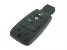 Fiat 3 Button Smartkey Case - New Model - after market product