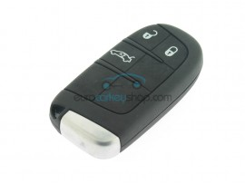 Fiat smartkey 3 buttons - 434 Mhz - M3N-40821302 - original product