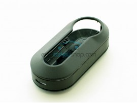 Remote Flip Key Fob Cover Cover - Color BLACK - after market product