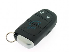 Smartkey Fiat Freemont - 2 buttons - 434 Mhz - OEM product