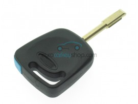 Key including 4C transponder for Ford Courier - Escort - Escort Van - Fiesta - Ka - Mondeo - Scorpio - Transit - after market product