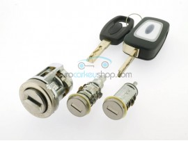 Ford lock set with 2 keys for  Ford Ka  (2008 - 2016) - Original Product