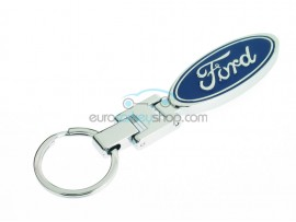 Ford Keyring- luxury version - with logo on both sides - after market product