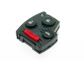 Honda pushbutton unit 2- and 3 buttons for models with single transponder - after market product
