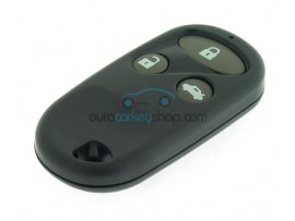 Honda 3 Button Remote control FOB Case Shell - after market product