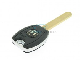 Honda Carkey without transponder chip - Key blade HON66 - after market product