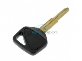 Honda Motorbike Key - Black - key blade HON70 - after market product