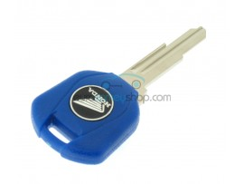 Honda Motorbike Key - Blue - Key blade HON58R - after market product