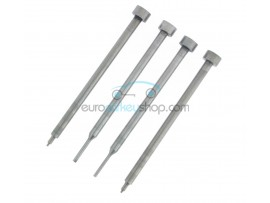 Set of 4 x Tool for removing key blade flipkey - after market product