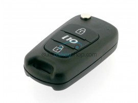 Hyundai 3 Button Remote Key - i10 (2010 - 2013) - OEM Product