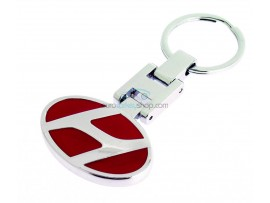 Hyundai Keyring - Luxery version  - with logo on both sides - after market product