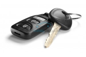 Keys with remote control
