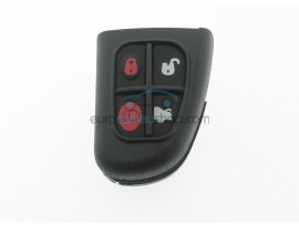 Jaguar 4 Button Key Fob Remote Key Control Shell - after market product
