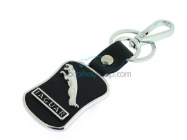 Keyring Jaguar - black surface - after market product