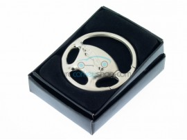 Jaguar Keyring - steering wheel - after market product