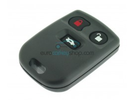Jaguar Remote control FOB Case Shell - 3 Button - after market product