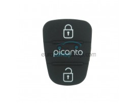 Keypad for Kia Picanto - 2 Button Flip Remote Key - after market product